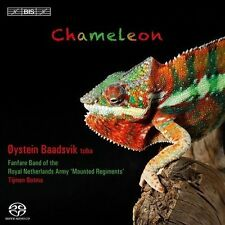 Chameleon: Music for Tuba and Fanfare Band, New Music