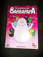 Les aventures des Barbapapa Coffret 3 dvd