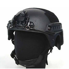 IBH Combat Style Military Advanced Tactical Adjustable Airsoft CS field Helmet
