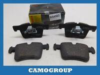 Pills Front Brake Pads Pad Bosch BMW X3 X4 0986494487