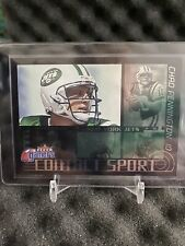 2000 Fleer Gamers Rc Chad Pennington Contact Sport Insert!$! Rookie! #8of20