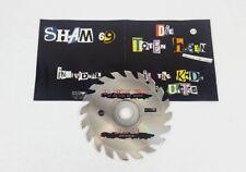 DIE TOTEN HOSEN/SHAM 69 If the Kids are United SAW BLADE SHAPED CD Punk Rock
