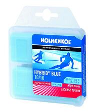 Holmenkol Hybrid FX blue / blau
