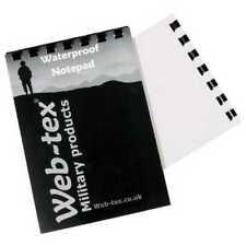Web-Tex A6 Waterproof Notebook