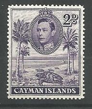 Caymanian Territory Single Stamps
