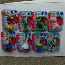 Disney Toy Story Mini Figures Set (8) Buzz Woody Alien Bo Peep Hamm Rex ++ MOC