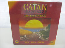 Catan Board Game Gallery Edition 73001 Klaus Teuber Mayfair Games -New