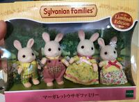 Sylvanian Families 35th Anniversary Margaret Rabbit Family Limited Edition EPOCH