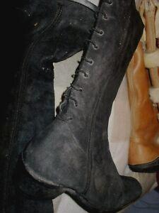 bottes noires femmes la redoute  43