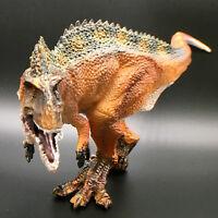 Large Acrocanthosaurus Toy Figure Realistic Dinosaur Christmas Gift Dino Figures