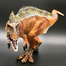 Large Acrocanthosaurus Toy Figure Realistic Dinosaur Christmas Gift for Boy Kids