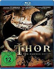 Thor - The Hammer Of The Gods (Blu-ray, 2012) Mint Watched Once