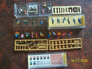 PREISER N SCALE FIGURES & OTHER MAKES