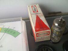 (ONE) Vintage 6AH6 RAYTHEON Tube