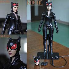 1/6 Catwoman Action Figure KUMIK Toys Women Girl Female Body Suit KMF029