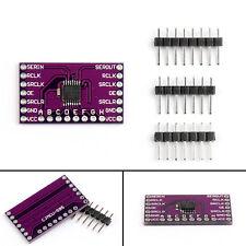 4Pcs CJMCU-595 SN74HC595 Shift Breakout Stable 8-Bit Shifting Register Module UE