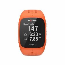 Polar M430 Watch Training with GPS and Heart Rate Monitor, Orange