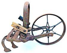 Planet Jr. Garden Cultivator Seeder Wheel Usa
