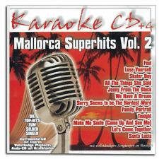 KARAOKE CDG CD + G-Maiorca SUPER HITS vol.2 - Maiorca Party Hits-NUOVO
