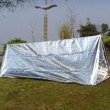 Waterproof Emergency Solar Blanket Survival Safe Insulating Thermal FE