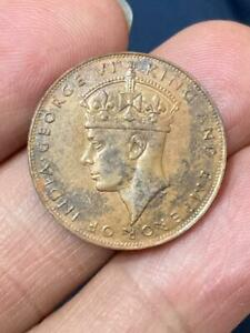 King George VI 1 cent 1941