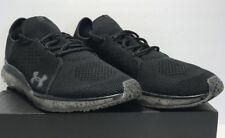 Under Armour Mens Size 11.5 Threadborne Reveal Black Running Shoes 1302479-004