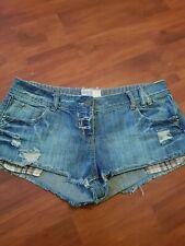 Womens Denim Shorts Ladies Hot Pants Casual Summer Shorts Size 12