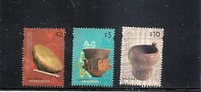 ARGENTINA Artifacts High Values 2000  Scott 2131, 33, 2495 Used