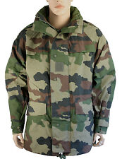 New French Army CCE Central European Camo Waterproof Goretex Jacket, 112cm Chest