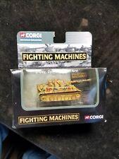 Corgi Fighting Machines D-Day Operation Overlord Pzkpfw VI Tiger Tank Panzer NIB