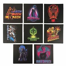 Official Ready Player One Drinks Coasters Beer Mats Set Of 8