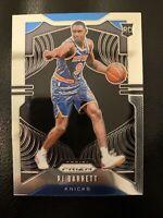 2019-20 Panini Prizm Basketball #250 RJ Barrett Rookie Card