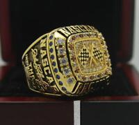 NASCAR Racing Sprint Cup Hall Of Fame Championship Ring 8-14Sz JEFF GORDON/DALE