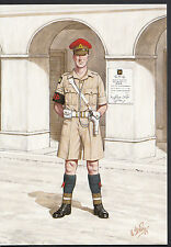 Military Postcard - Corporal, Corps of Military Police, Cairo, 1942 - H960