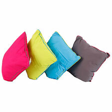 Kissen 40x40 cm mit Füllung in 4 Farben