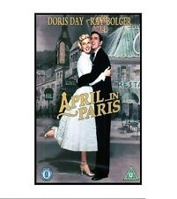 April In Paris DVD Doris Day Ray Bolger New and Sealed UK Release Region 2