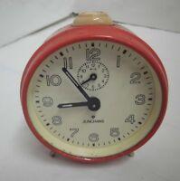 50er Jahre Wecker Junghans mechanisch Vintage clock 50s