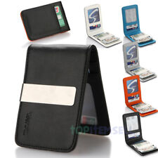 YOOMALL Mens Leather Money Clip Magnet Front Pocket Wallet Slim ID Card Holder