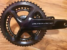Shimano Dura-Ace FC-R9100-P Hollowtech II Double Power Meter Chainset 175 MM