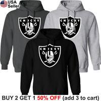 Chucky Jon Gruden Hoodie Sweatshirt Sweater Shirt Oakland Raiders Las Vegas Back