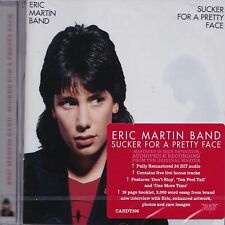 ERIC MARTIN BAND - SUCKER FOR A PRETTY FACE - ROCK CANDY REMASTERED EDITION - CD