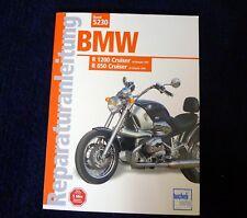 BMW R 1200 C Cruiser ab Bj. 97  R 850 Cruiser ab 99  Bucheli Reparaturanleitung