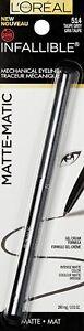 L'OREAL INFALLIBLE MATTE-MATIC MECHANICAL EYE LINER,