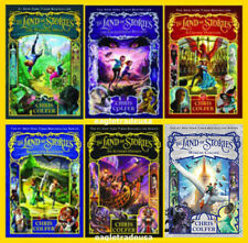 Chris Colfer THE LAND OF STORIES Paperback Collection Books 1-6