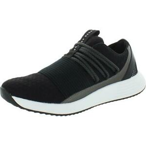 Under Armour Womens Breathe Lace Black Running Shoes 7 Medium (B,M) BHFO 8162