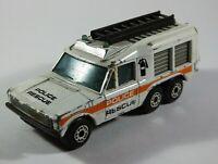 Matchbox Lesney Diecast Car Police Rescue Carmichael Commando 1:75 1982 C11