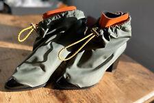 Vivienne Westwood Parachute Sack Boots - Size 4/37