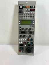 Sony RCP-TX7 Remote Control Panel Tested Working D5