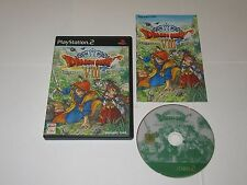 DRAGON QUEST VIII - PlayStation 2 PS2 Japan Import Game