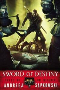 Sword of Destiny [The Witcher] Sapkowski, Andrzej LikeNew